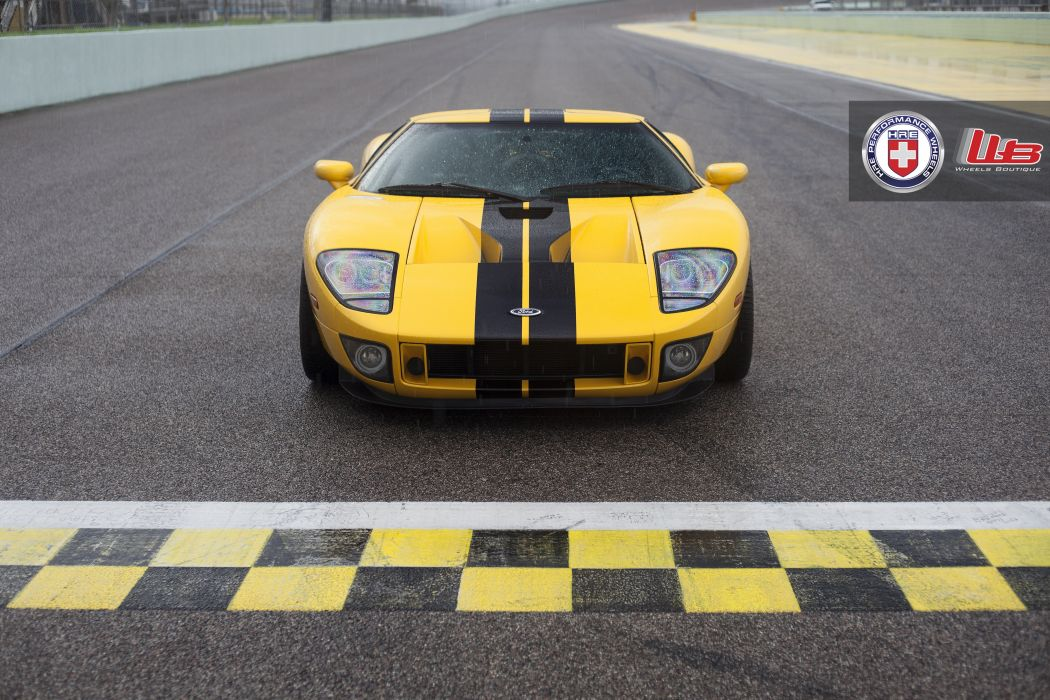 Ford hre Supercar Tuning whells wallpaper