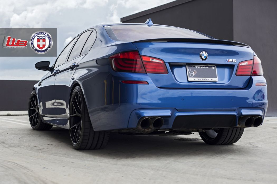 hre bmw M5 Supercar Tuning whells wallpaper