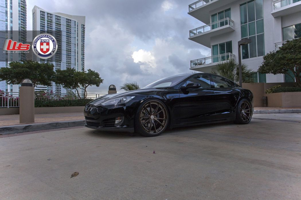 hre model Supercar tesla Tuning whells wallpaper