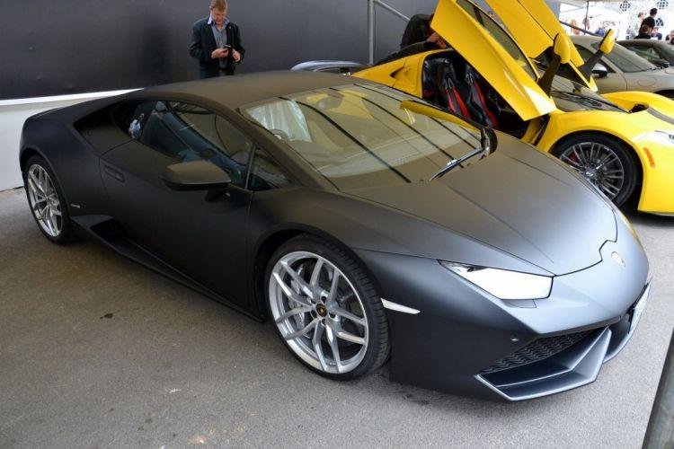 2014 huracan Lamborghini lb724 lp610 4 Supercar wallpaper