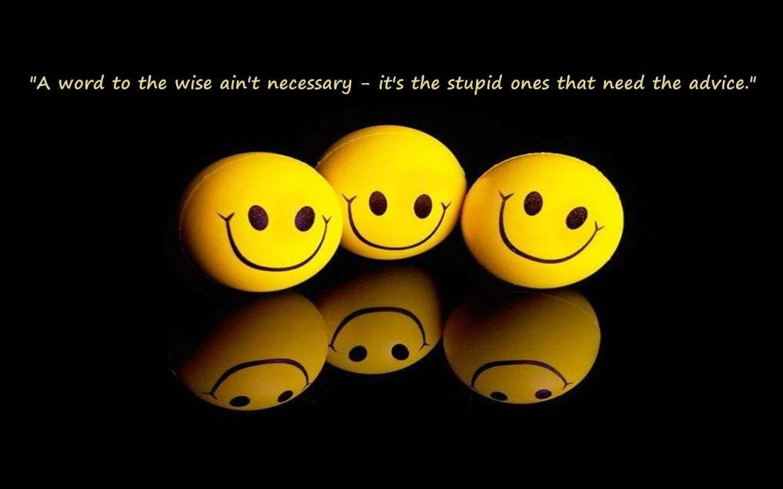 humor funny smiley wallpaper