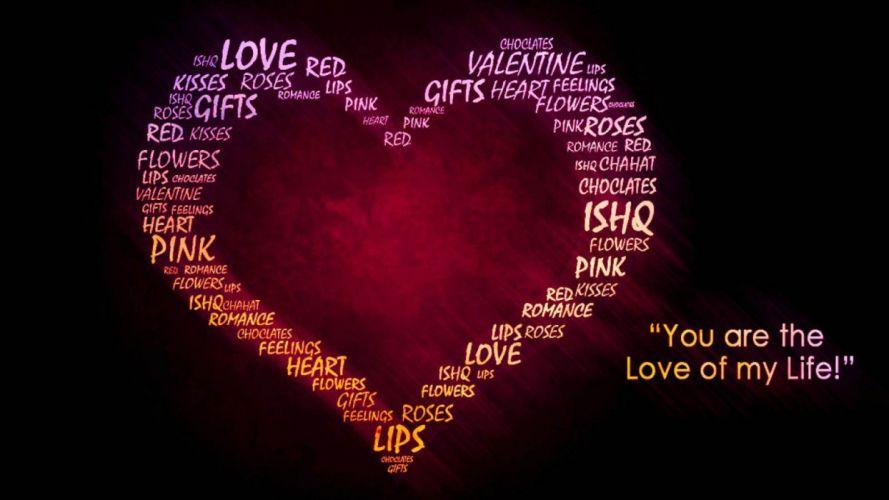 motivational love mood wallpaper