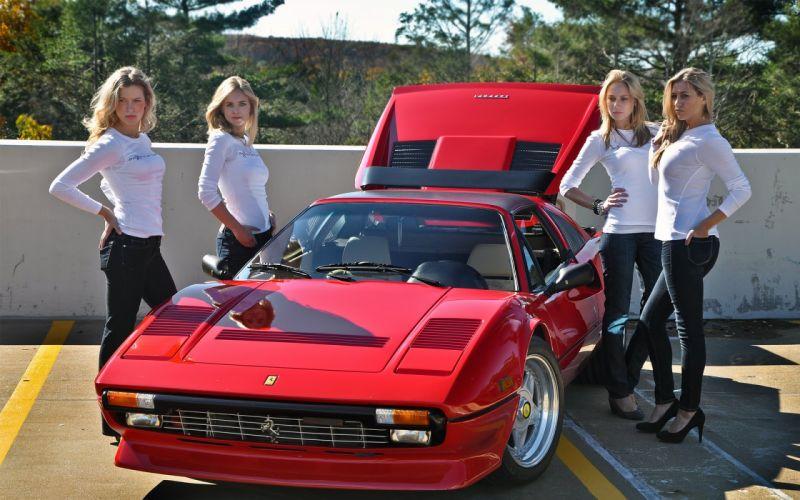 Ferrari 328 wallpaper