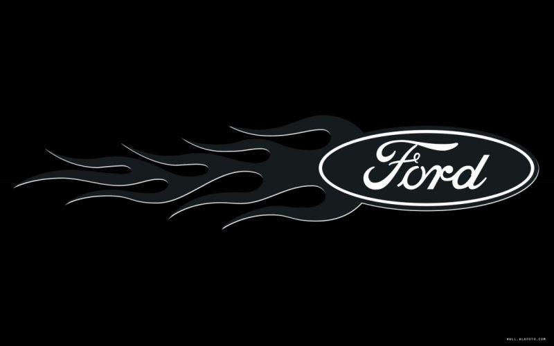 ford logo cars wallpaper