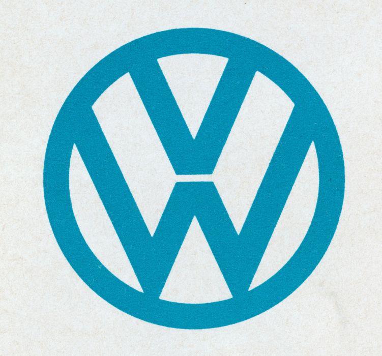 1967-1977 Volkswagen logo cars classic wallpaper
