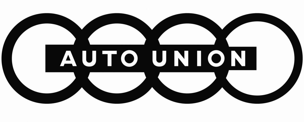 auto union logo classic german retro cars wallpaper