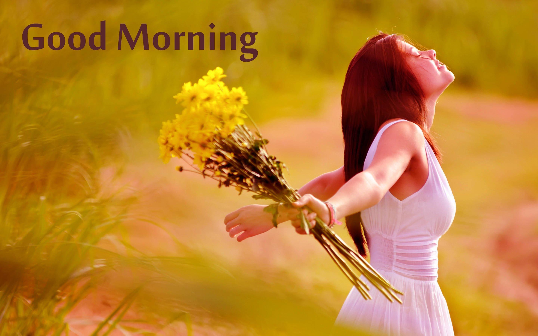 Good Morning Greetings Motivational Mood Wallpaper 2880x1800