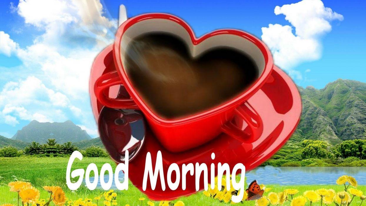 Good Morning Greetings Motivational Mood Wallpaper 1920x1080