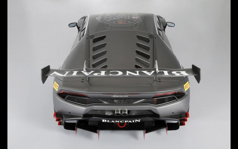 2015 Lamborghini Huracan LP 620-2 Super Trofeo wallpaper