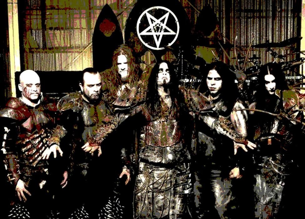 DIMMU BORGIR black metal heavy symphonic dark occult wallpaper