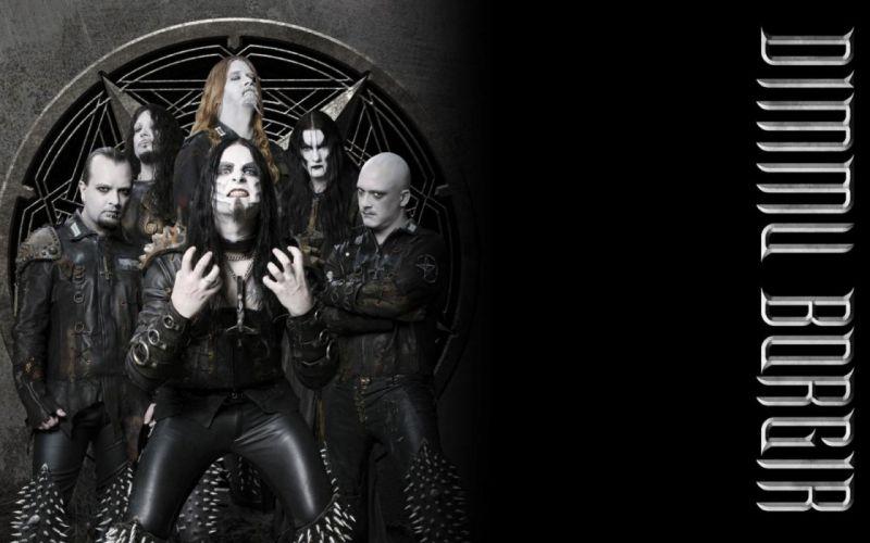 DIMMU BORGIR black metal heavy symphonic dark occult wallpaper
