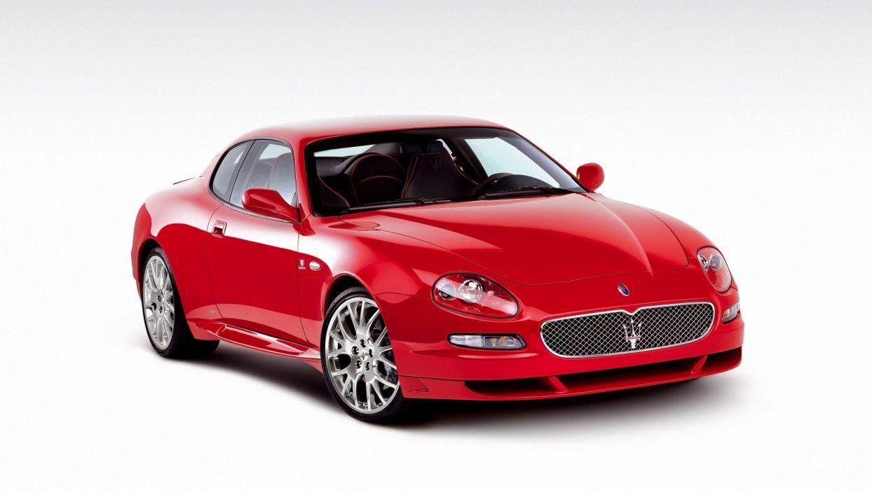 Maserati V8 GranSport wallpaper