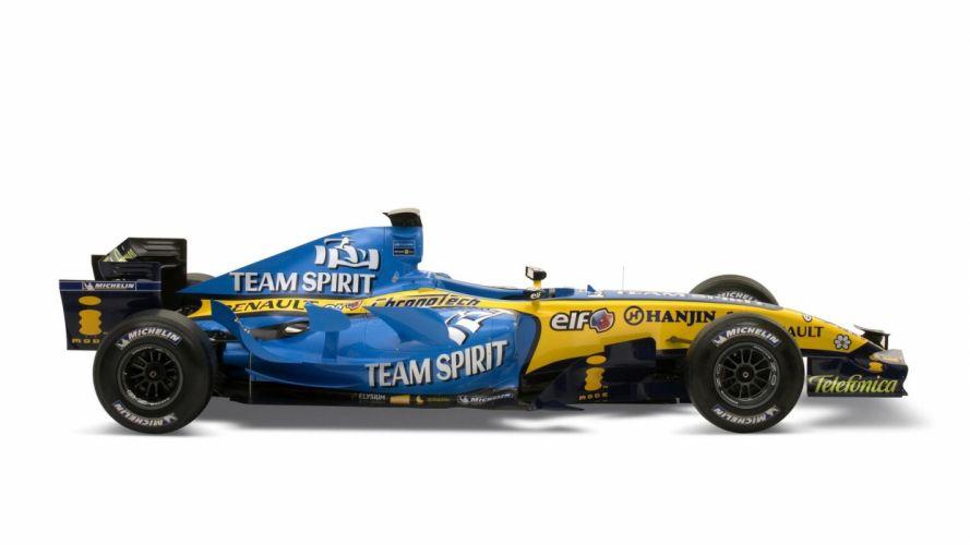 Formula 1 Renault wallpaper
