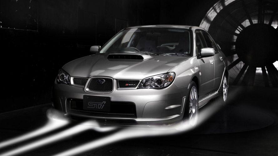 Subaru Impreza S204 STI wallpaper
