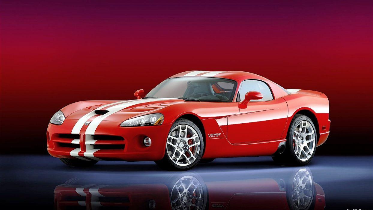 Dodge Viper SRT10 wallpaper