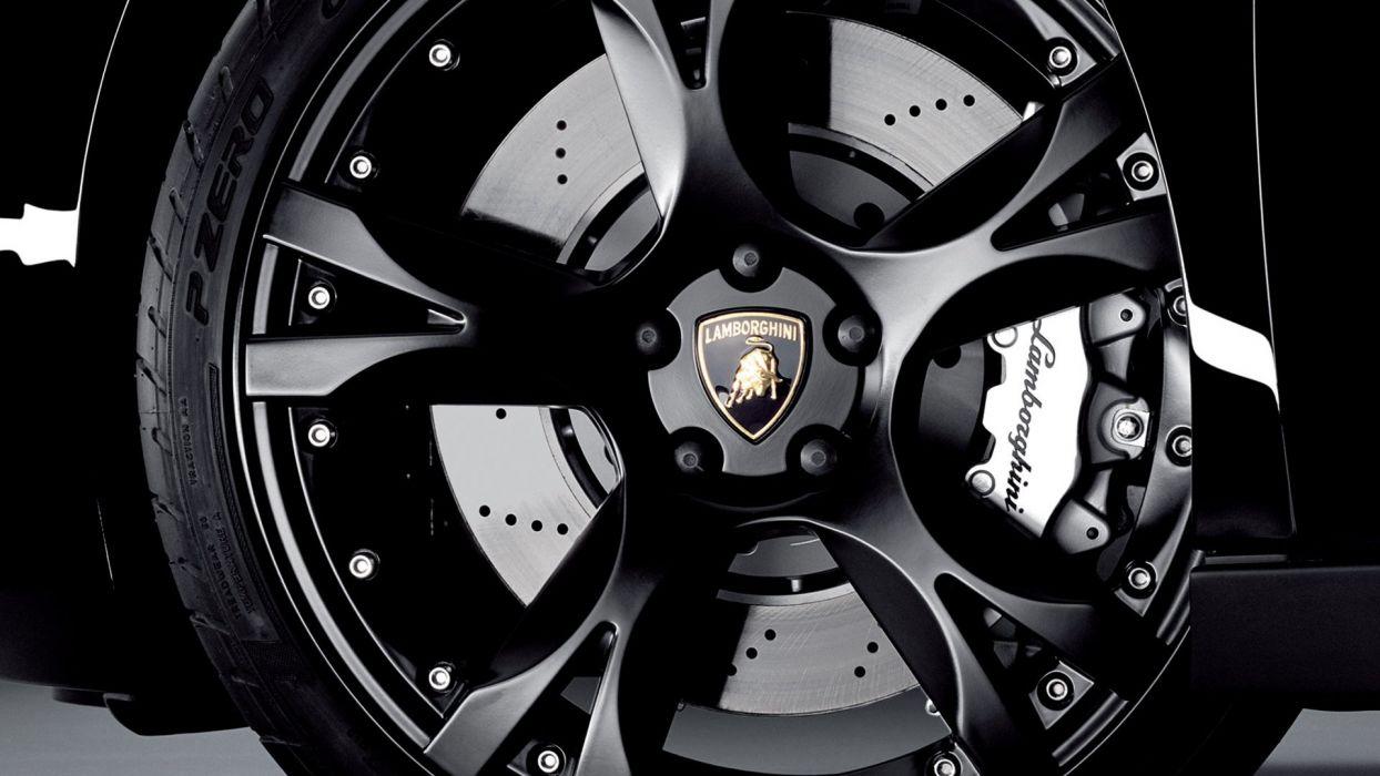 Lamborghini Gallarado Rims wallpaper