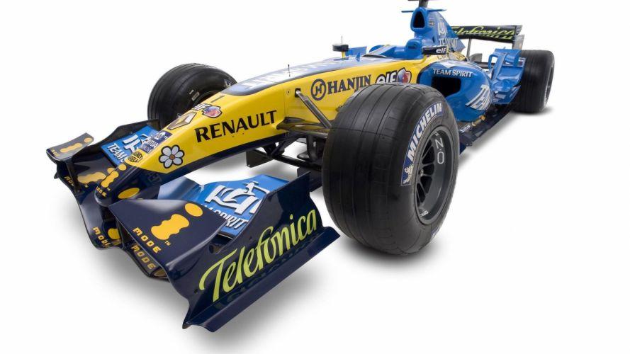Renault Formula 1 wallpaper