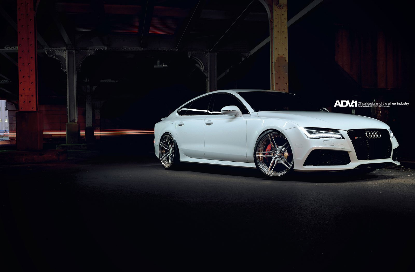 2014 Audi RS7 Red Wallpaper  Free iPhone Wallpapers
