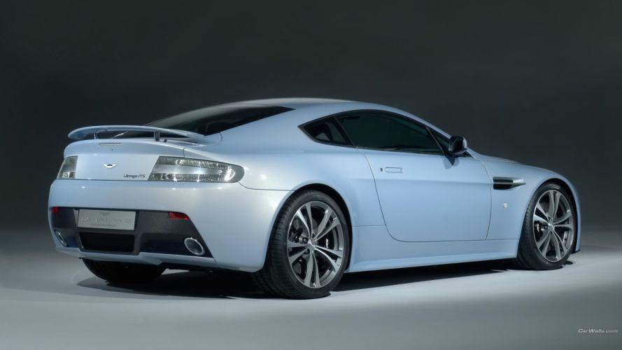 Aston Martin Vantage RS wallpaper