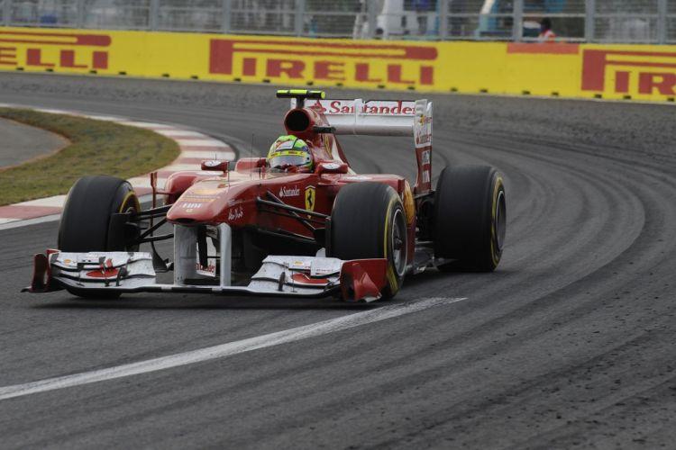 2011 Scuderia Ferrari 150 Italia formula one race massa alonso wallpaper