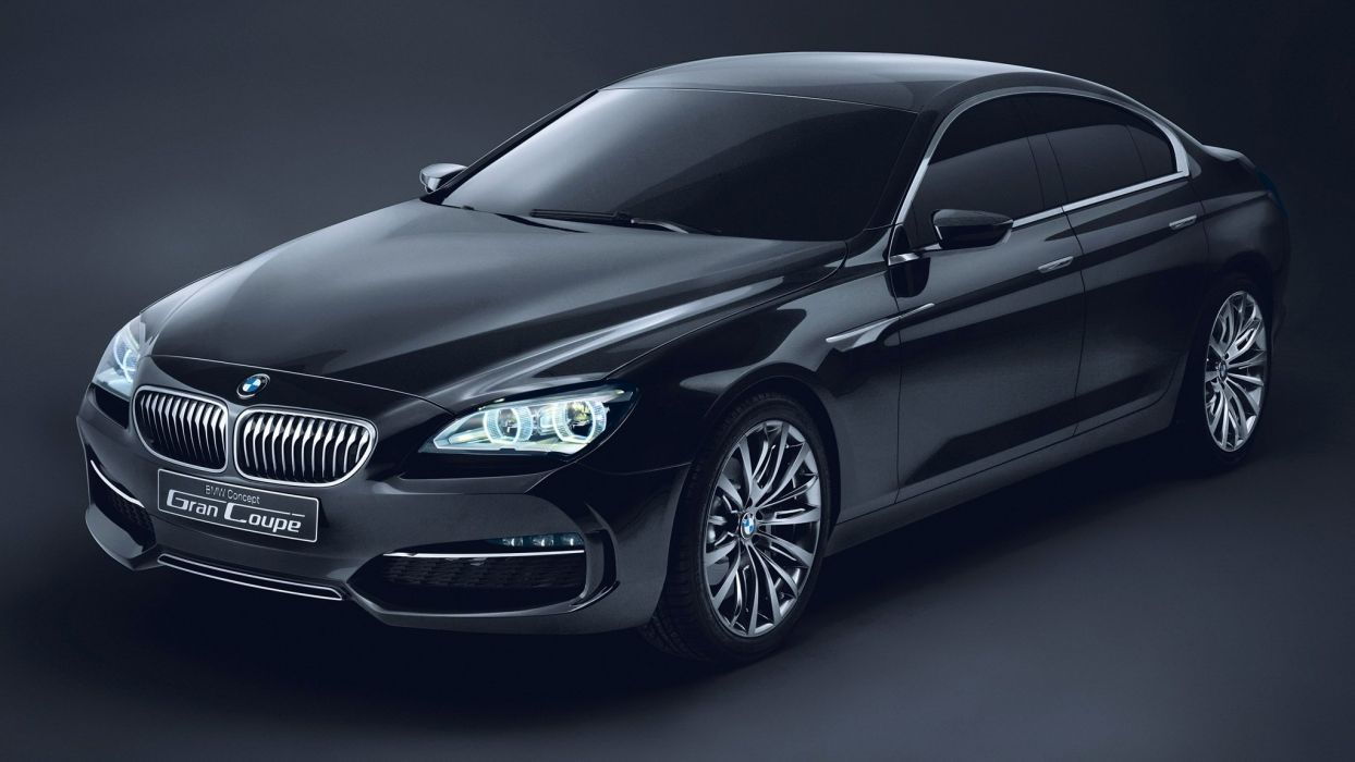BMW GranCoupe Concept wallpaper