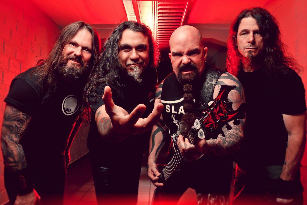 SLAYER death metal heavy thrash guitar wallpaper