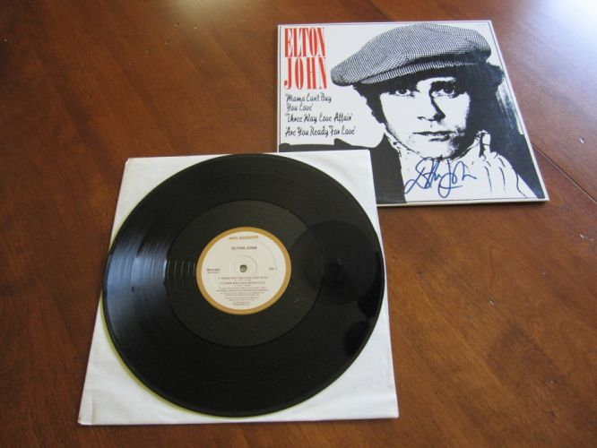 ELTON JOHN rock pop glam classic piano wallpaper