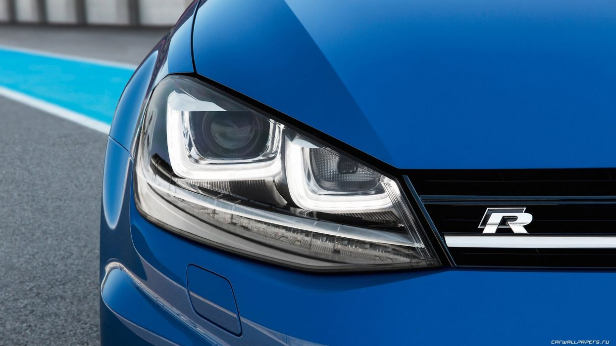 Volkswagen Golf R 2013 1920x1080 wallpaper