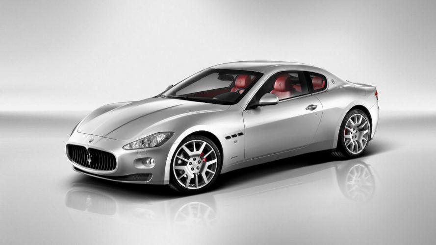 Maserati GranTurismo 2007 wallpaper