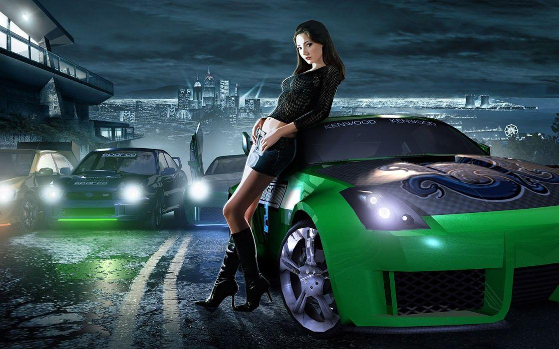 Need For Speed Underground 1 Wallpaper 1440x900 427462 Wallpaperup