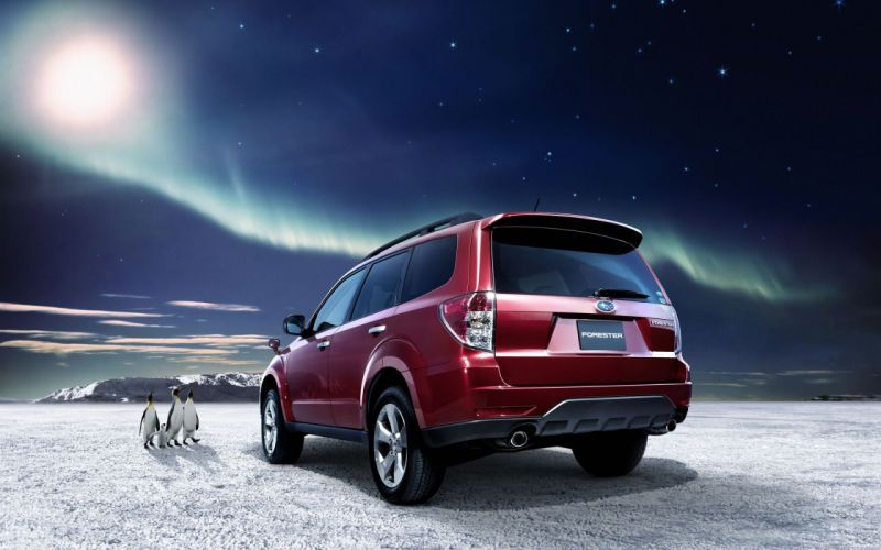 Subaru Forester wallpaper