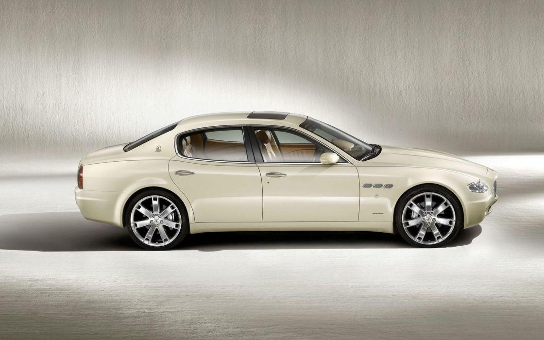 Maserati Quattroporte wallpaper