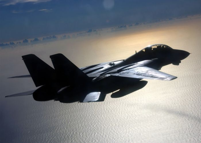 Air airplanes f 14 Fighter Flight force jets Military pilots sky soldiers tomcat warriors weapons wallpaper