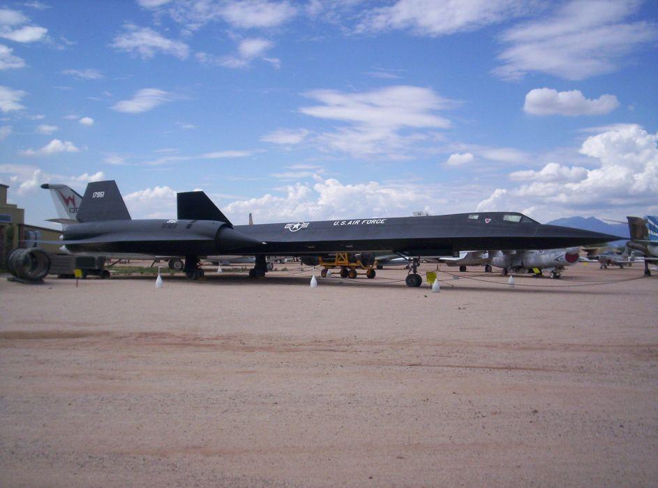 aerospike aircraft blackbird Military NASA planes sr 71 wallpaper