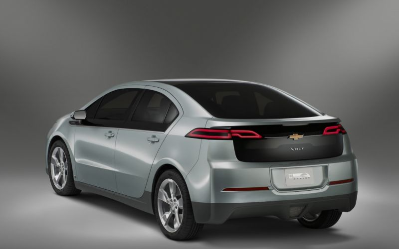Chevrolet Volt wallpaper