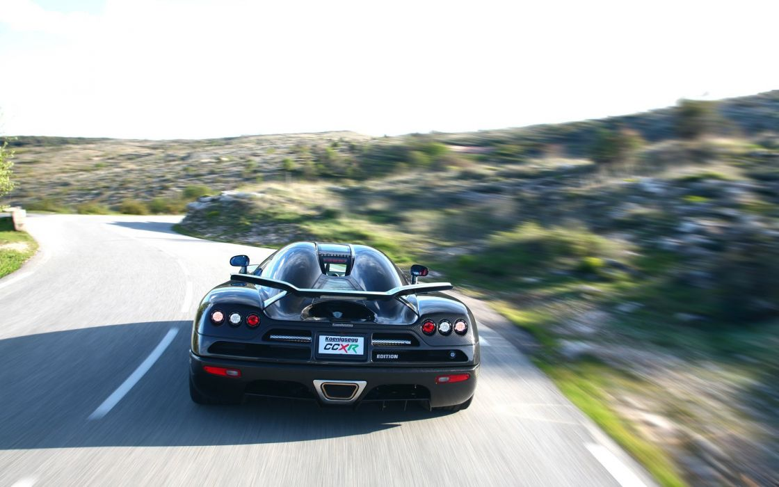 Koenigsegg CCXR wallpaper
