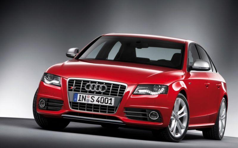 Audi S4 wallpaper