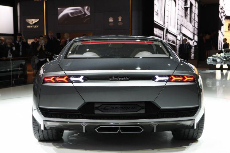 2012 estoque Lamborghini wallpaper