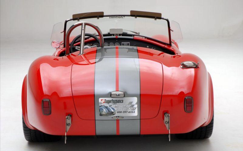 Shelby Cobra Roush wallpaper