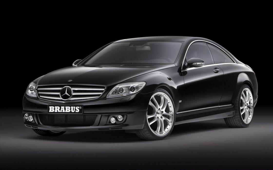 Mercedes Benz CLS by Barabus wallpaper