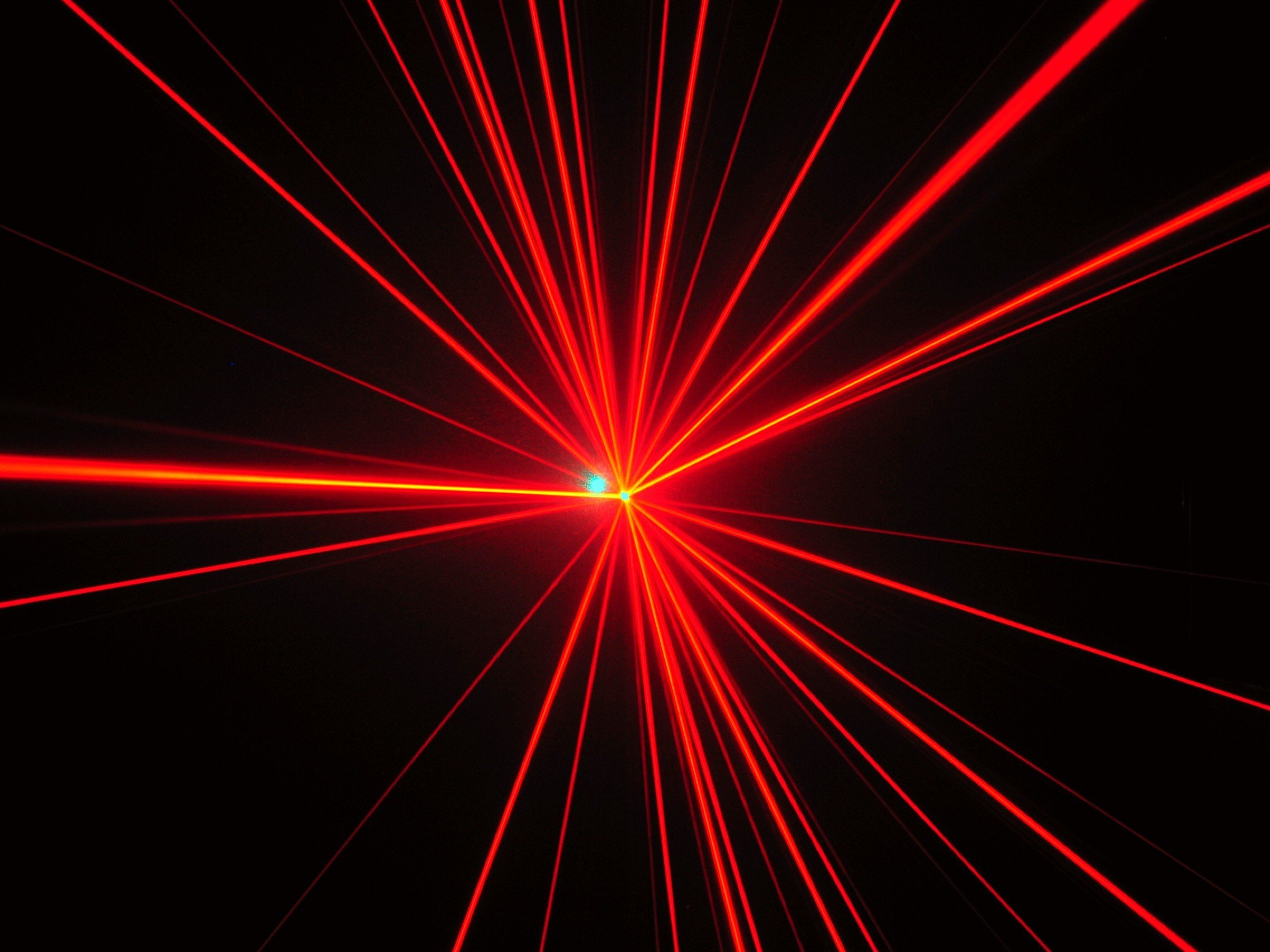 The gallery for --> Red Laser Light Background