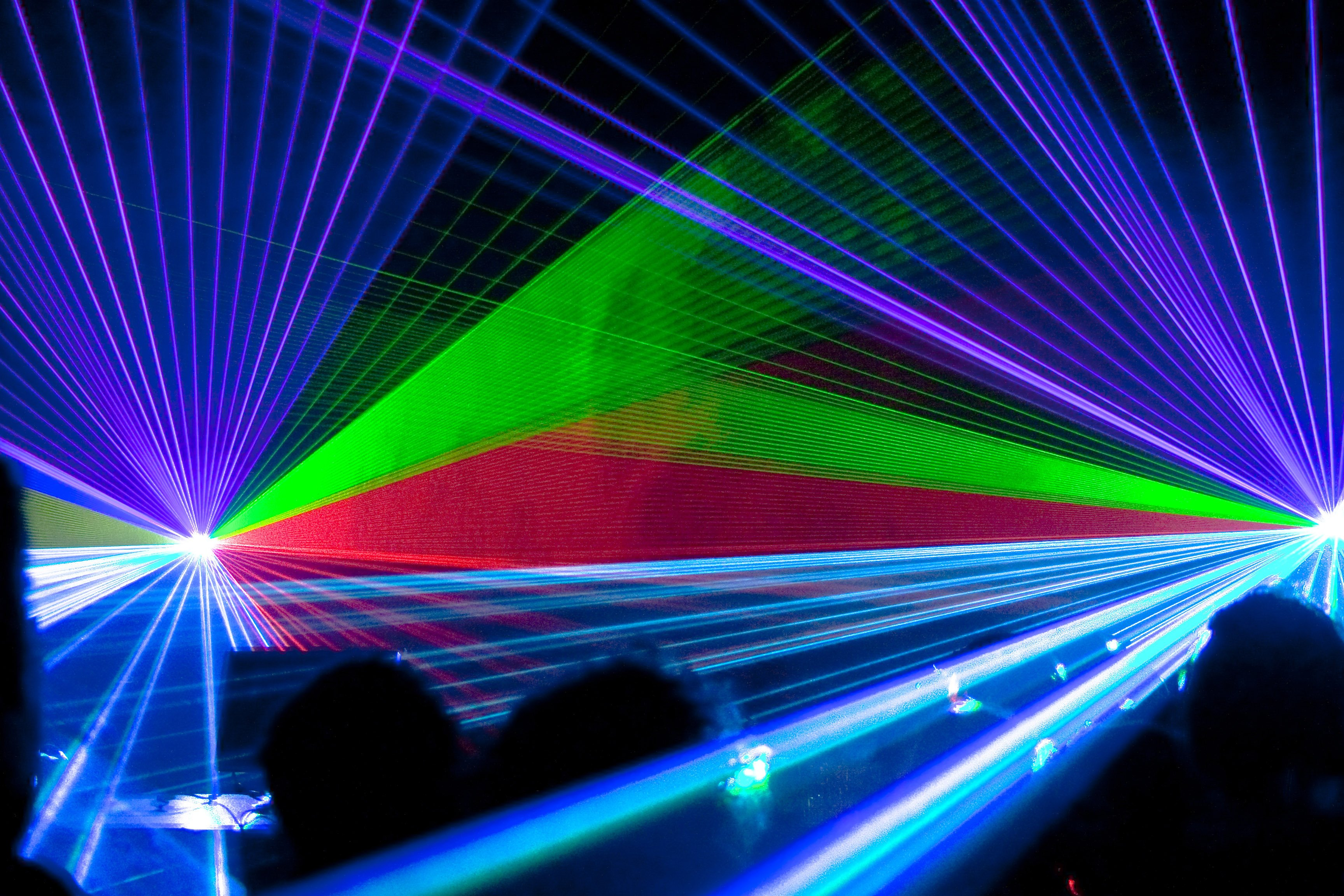laser show party wallpaper - photo #13