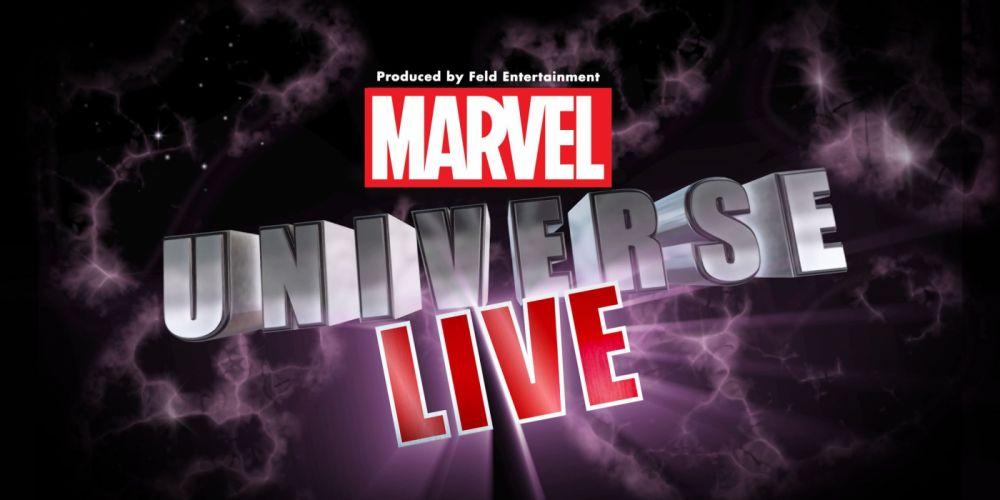 MARVEL UNIVERSE LIVE superhero comics game concert cosplay wallpaper