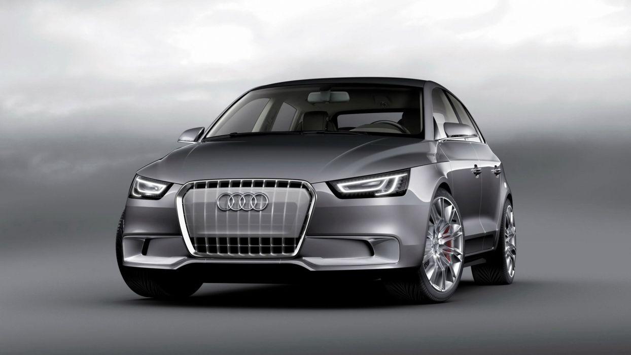Audi A3 Concept wallpaper