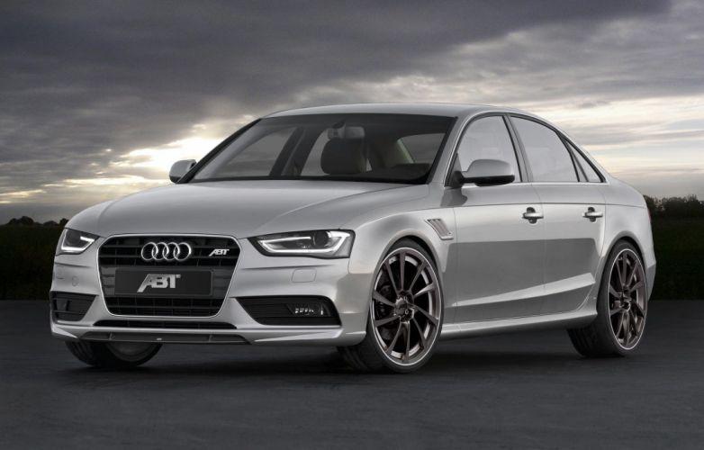 Audi Sportsline A4 ABT 2012 wallpaper