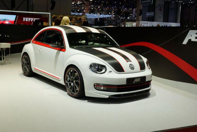 ABT Sportsline Volkswagen Beetle 2012 wallpaper