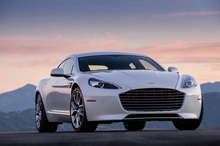 Aston Martin Rapide S wallpaper