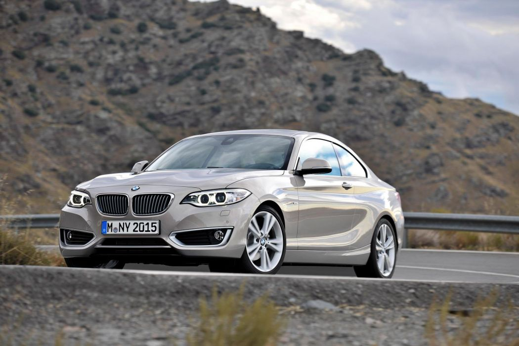 BMW 2Series Coupe wallpaper
