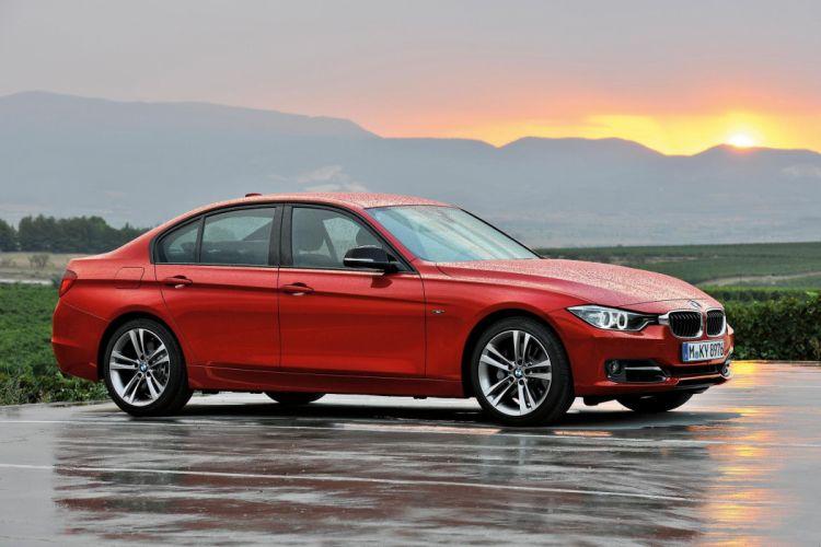BMW Series 3 2012 wallpaper