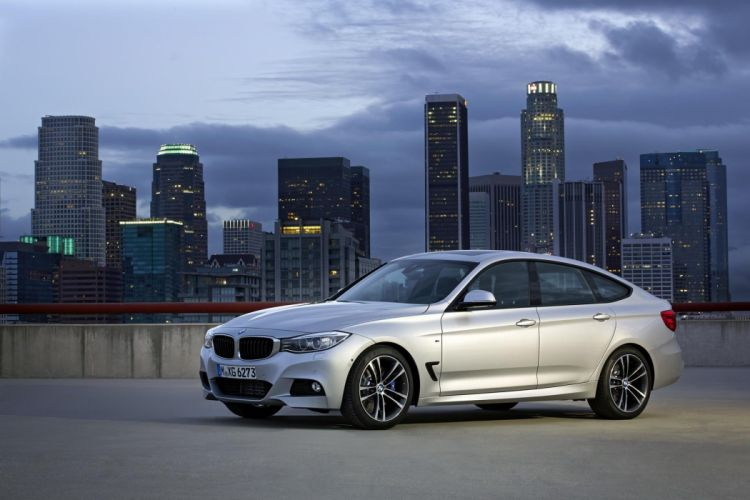 BMW Series 3 Gran Turismo wallpaper